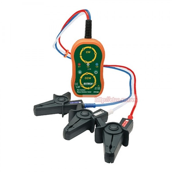 Đồng hồ đo thứ tự pha không tiếp xúc Extech PRT-200