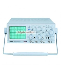 Máy hiện sóng tương tự Protek 6504 (2Ch, 40Mhz)