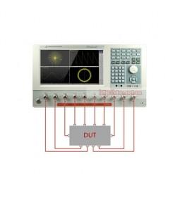 Máy phân tích mạng Vector Transcom T5845A(300MHz~4.5GHz, 2-10 cổng)