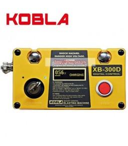 Máy bắn mìn Kobla XB-300D(300 kíp nổ)