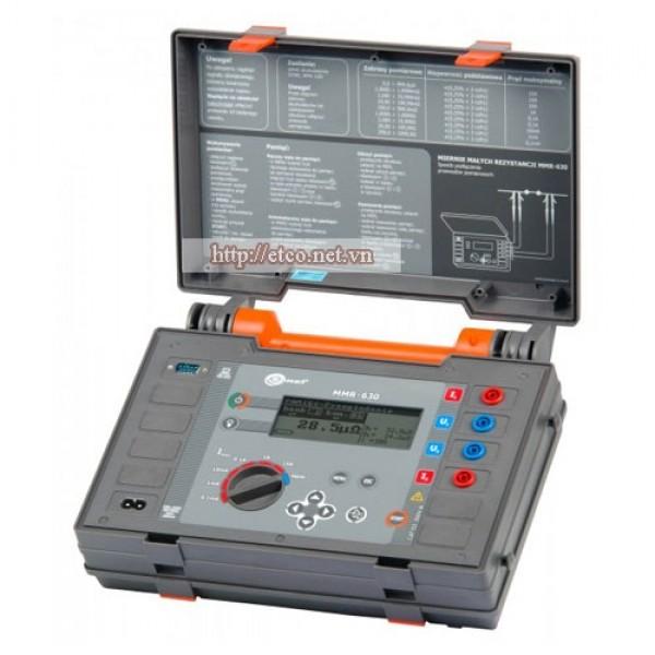 Cầu đo điện trở 1 chiều Sonel MMR-630