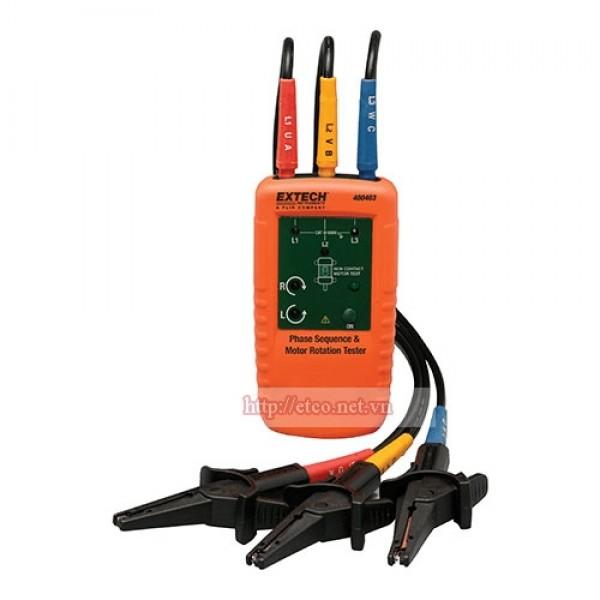 Đồng hồ đo thứ tự pha Extech 480403