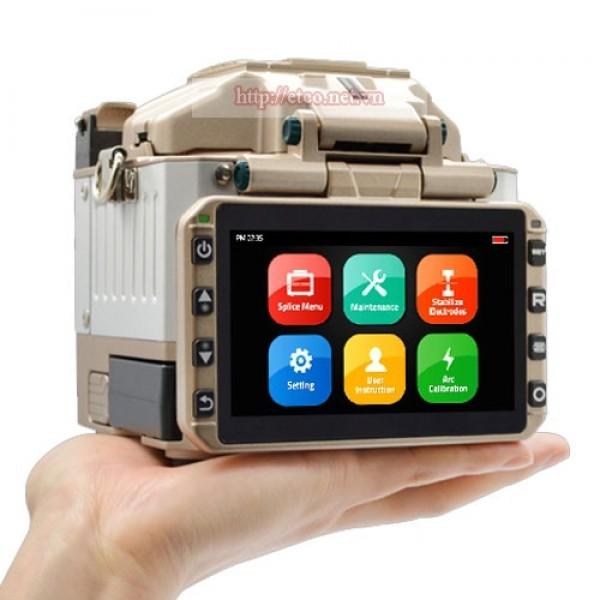 Máy hàn cáp quang mini FiberFox 12R