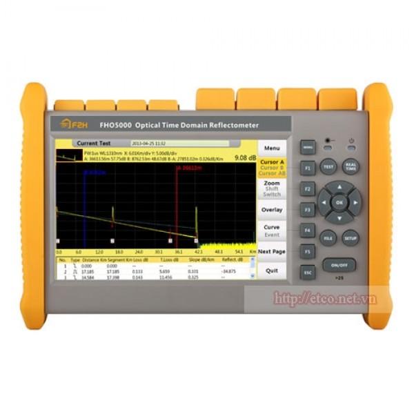 Máy đo cáp quang OTDR Grandway FHO5000