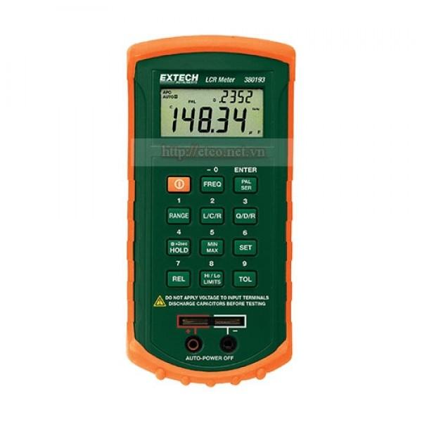 Máy đo LCR Extech 380193
