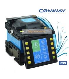 Máy hàn cáp quang Comway C8