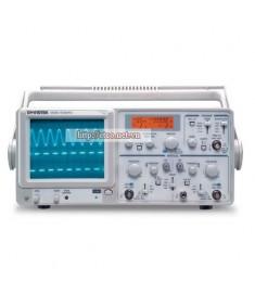 Máy hiện sóng tương tự Gwinstek GOS-630FC (30Mhz, 2CH)
