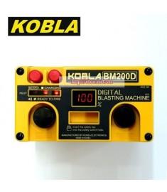 Máy nổ mìn Kobla BM200D(200 kíp nổ)