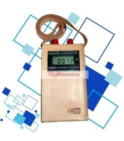 Máy đo điện trở kíp mìn Haso Osh-1