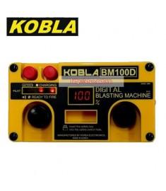 Máy nổ mìn Kobla BM100D (100 kíp nổ)