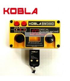 Máy nổ mìn Kobla BM300D (300 kíp nổ)